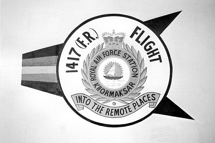 1417 Flight badge (Ken Simpson)